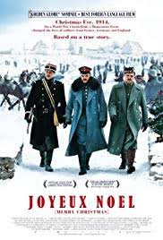 Joyeux Noel - en julfilm om krig och fred