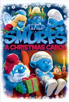 Jul med smurfarna - film