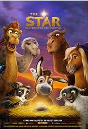 Julfilmen för barn - The Star