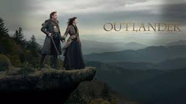 Outlander tv-serie - säsong 5