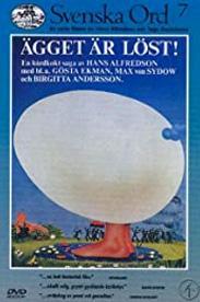 Ägget är löst - en film av Hans Alfredsson.