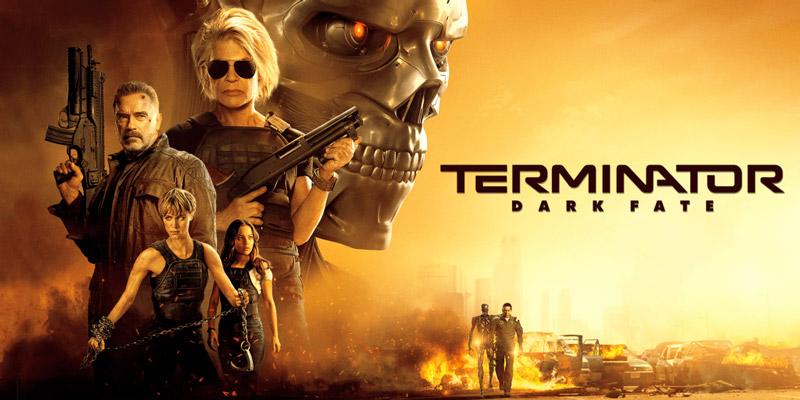 Hyra nya filmen Terminator Dark Fate