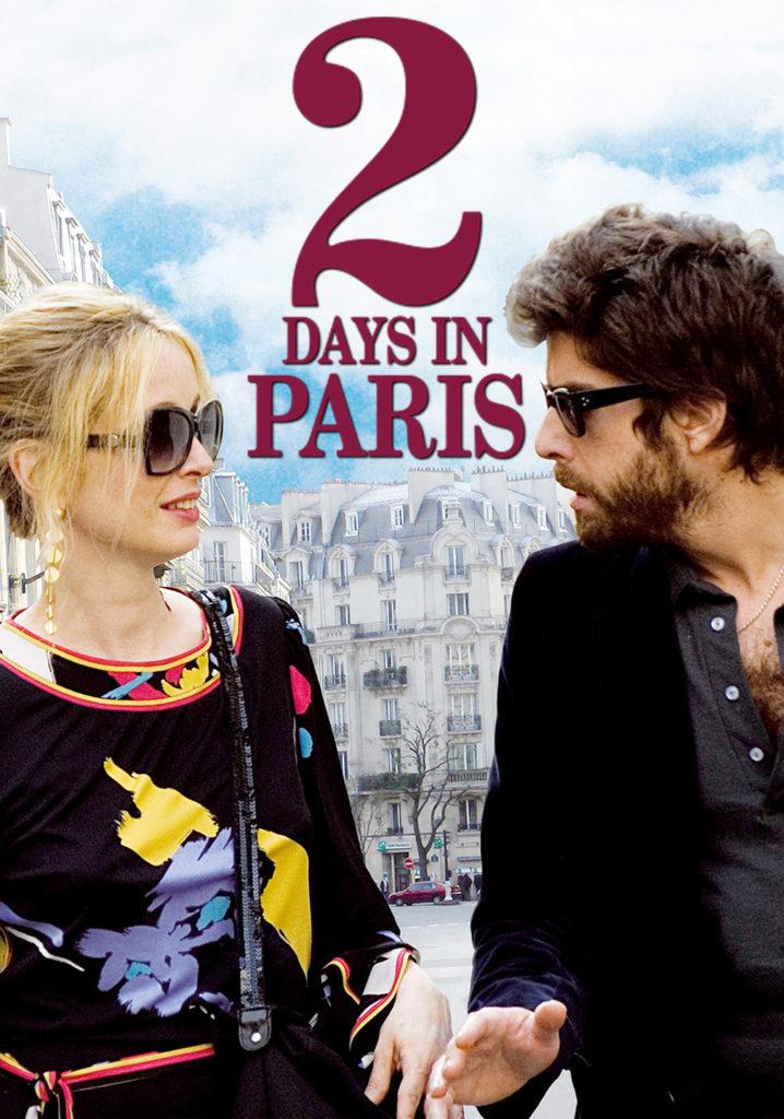 Två dagar i Paris. Two days in Paris.