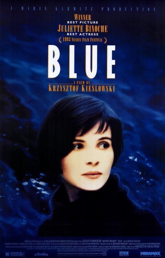 Frihet - den blå filmen. Blue.