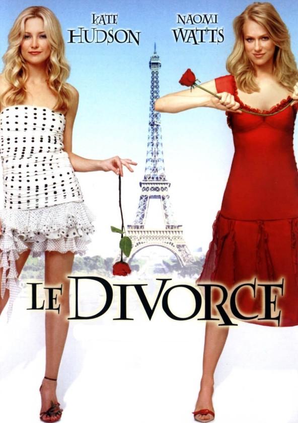 Le Divorce. Skilsmässa på franska.