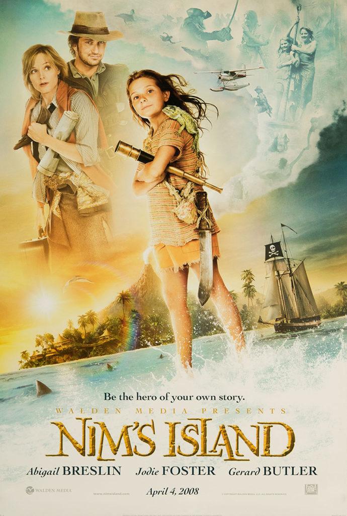 Nim's Island.