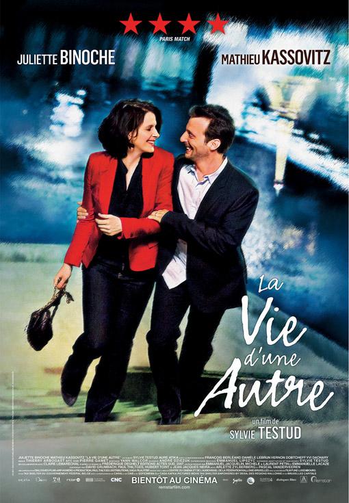 Två älskande i Paris. La Vie d'une Autre. Another woman's life.