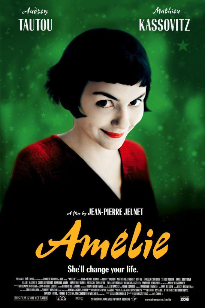 Amelie från Montmartre.