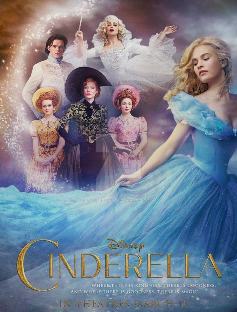 Cinderella. Askungen.