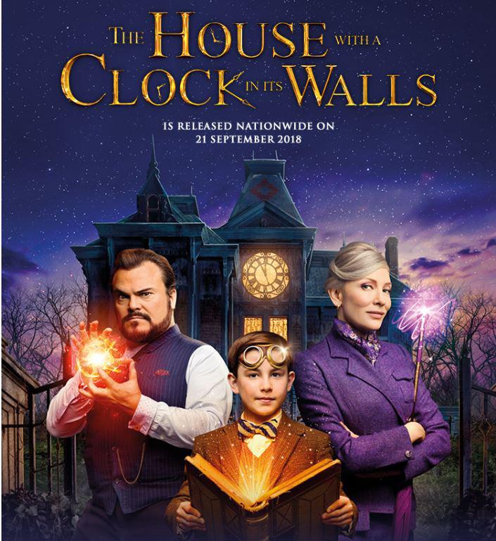Huset med den mystiska klockan.