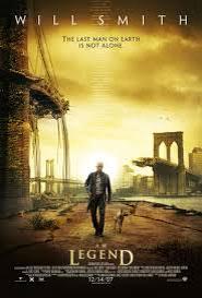 I am legend - en film med Will Smith om virus