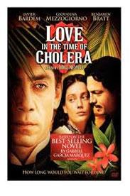 Love in the time of cholera - en film om kolera