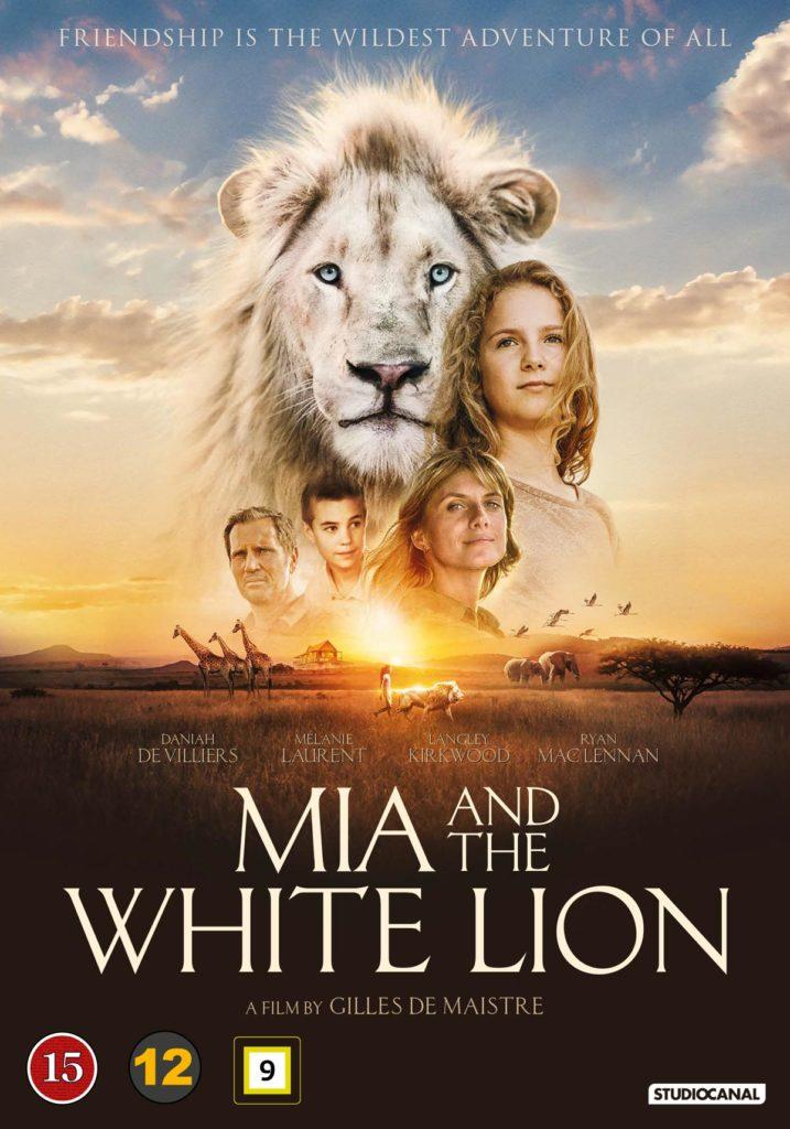 Mia and the white lion.