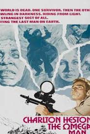 The Omega man - den sista mannen - en film från 1971 om virus