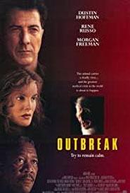Outbreak - en film om pandemi och virus och ebolla