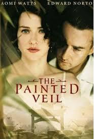 The painted veil - kärlekens slöja