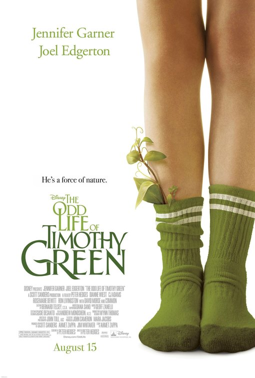 The Odd Life of Timothy Green.