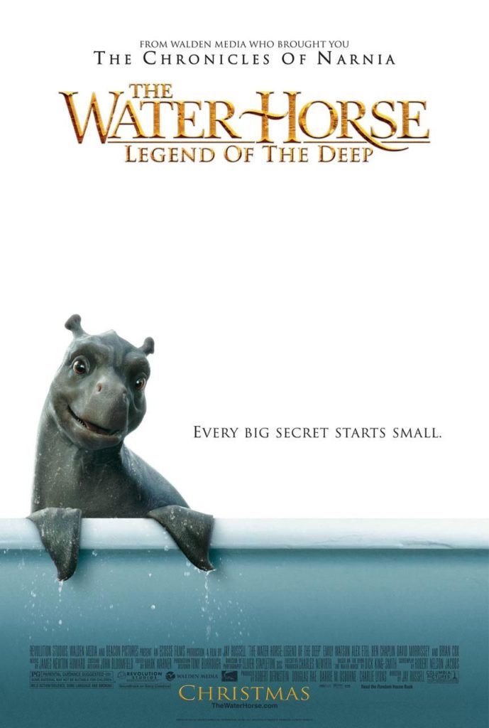 The Water Horse. Legend of the deep.