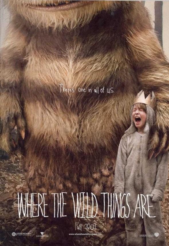 Where the wild things are. I vildingarnas land.