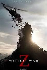 World War Z - en film om Zombies och virus med Brad Pitt