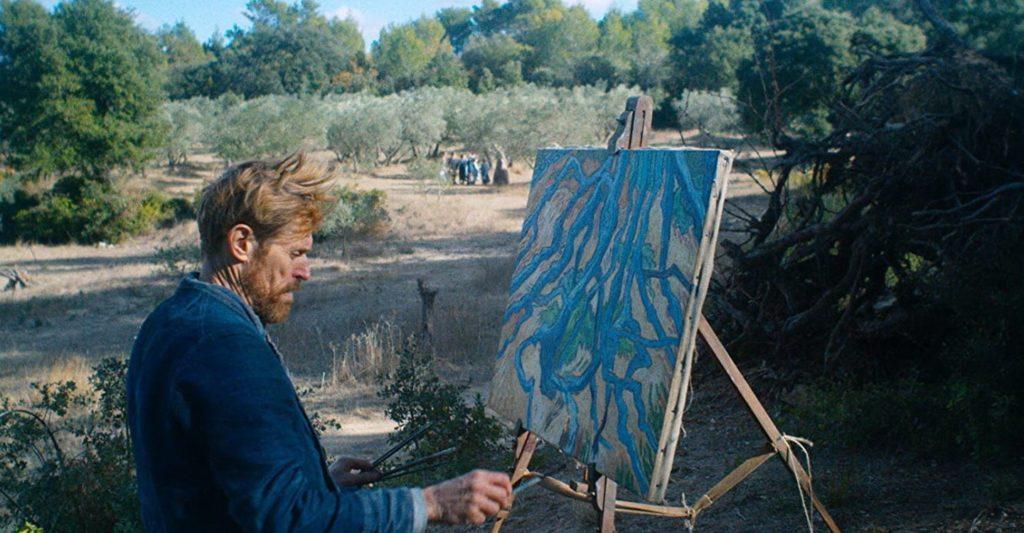 Willem Dafoe i rollen som Vincent Van Gogh i filmen At Eternity's Gate.