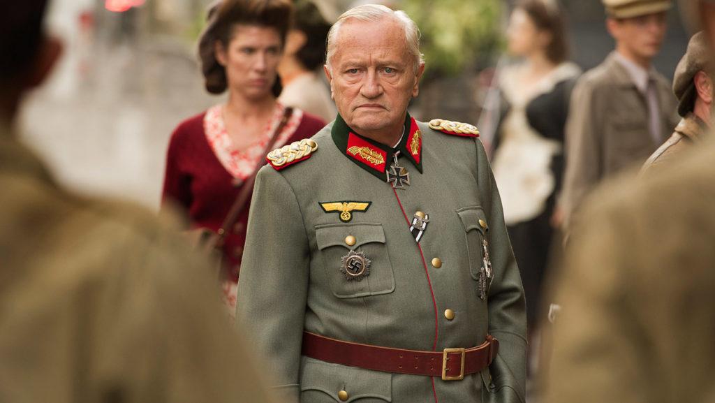 Mannen som räddade Paris. Diplomacy. Film. Andra världskriget.