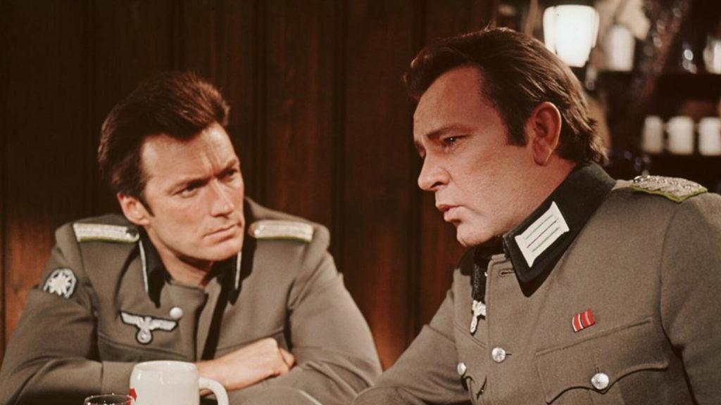 Örnnästet. Film om Andra världskriget.