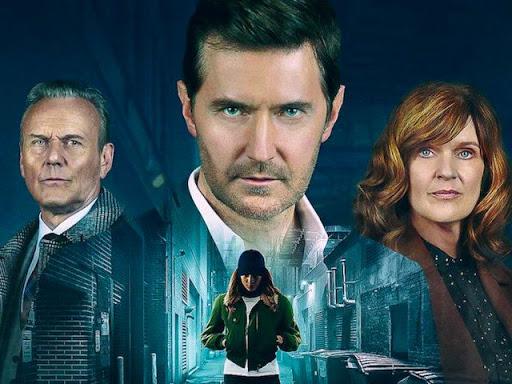 The Stranger. Brittisk teveserie.