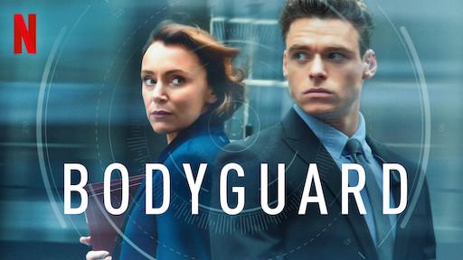 Bodyguard. Brittisk teveserie.