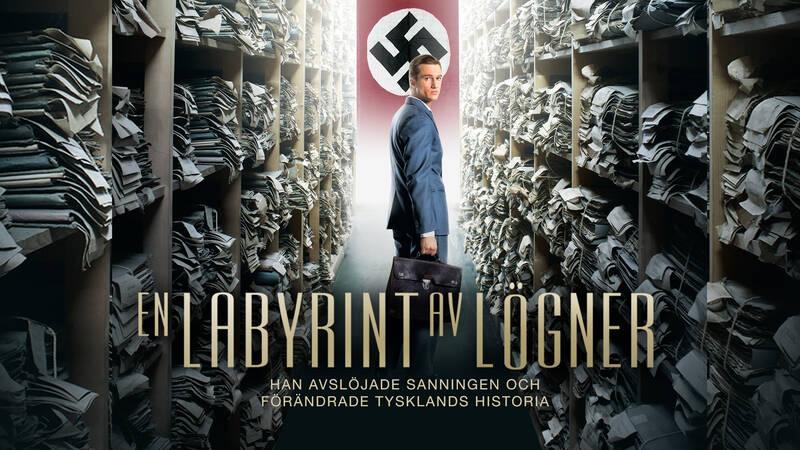 En labyrint av lögner. Film. Andra världskriget.