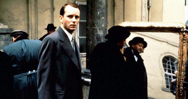 God Afton Herr Wallenberg. Film. Andra världskriget.