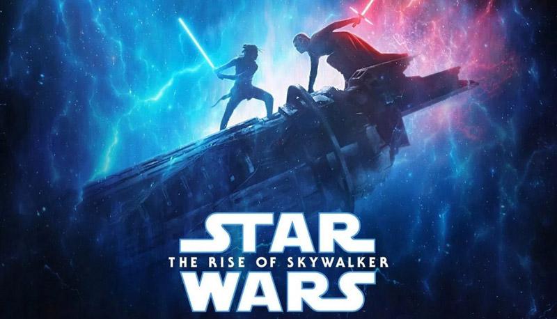 Hyra filmen Star Wars - The Rise of Skywalker