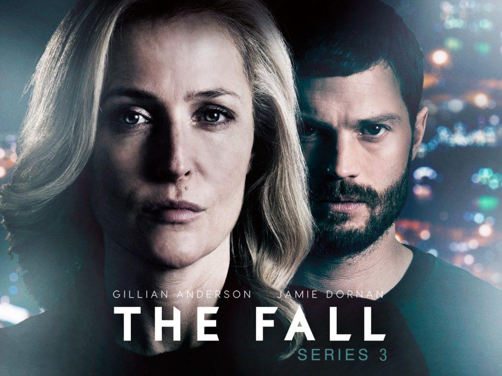 The Fall. Brittisk teveserie.