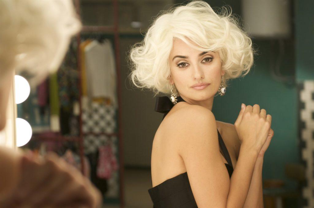 Penelope Cruz i filmen Broken Embraces.