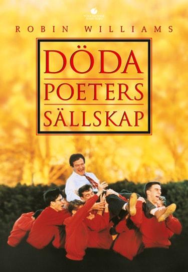Filmen Döda Poeters Sällskap med Robin Williams och Ethan Hawke.
