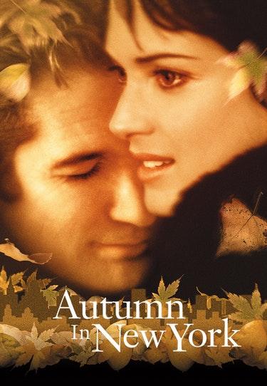Filmen Höst i New York med Winona Ryder och Richard Gere.