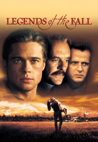 Filmen Höstlegender (Legends of the fall) med Brad Bitt och Anthony Hopkins.
