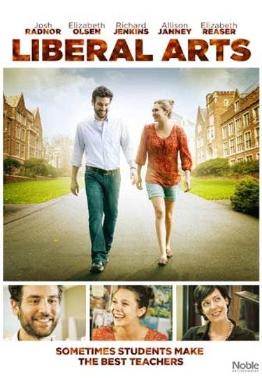 Filmen LIberal Arts med Josh Radnor och Elizabeth Olsen.