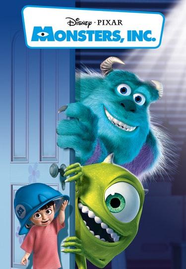 Barnfilmen Monsters Inc.