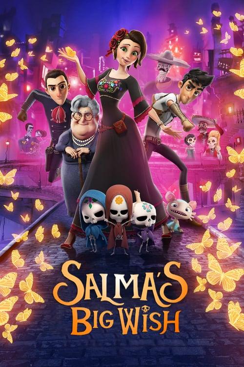 Filmen Salmas Big Wish.