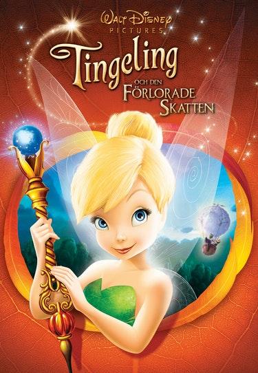 Barnfilmen Tingeling och den förlorade skatten.