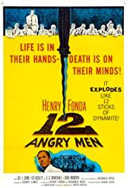12 edsvurna män - filmen från 1957