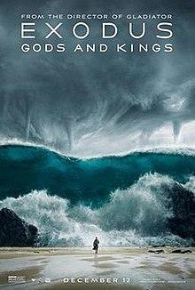 Exodus: Gods and Kings - en film av Ridley Scott med Christian Bale i huvudrollen som profeten Mose.