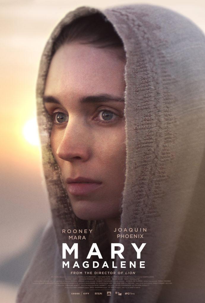 Maria Magdalen - en film med Rooney Mara i huvudrollen.