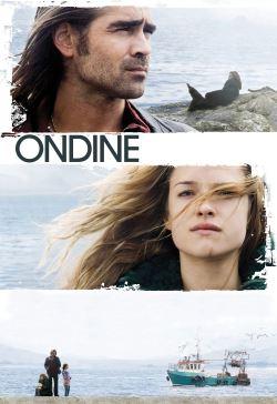 Filmen Ondine - ett irländskt romantiskt drama med Colin Farrell i en av rollerna.