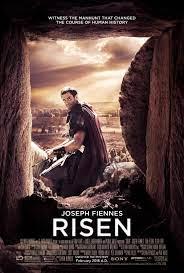 Risen - en film med Joseph Fiennes i huvudrollen.