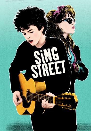 Sing Steet - en romantisk musikalfilm som utspelar sig i Dublin.