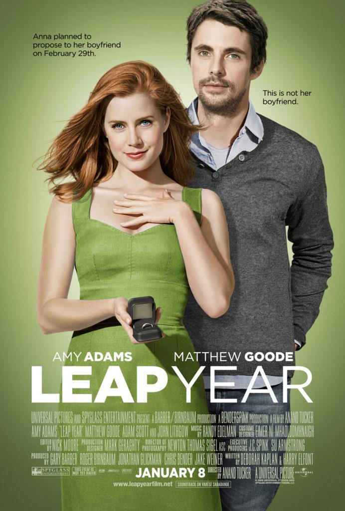 Filmen Skottår med Amy Adams och Matthew Goode.