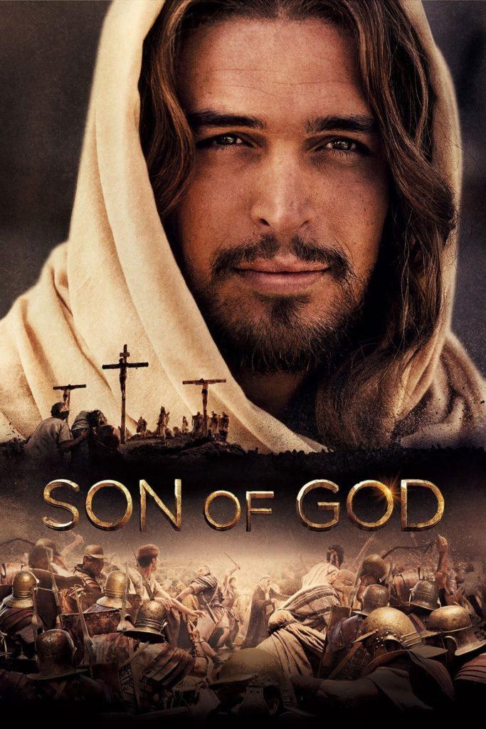 I filmen Son of God berättar lärjungen Johannes om Jesu liv.