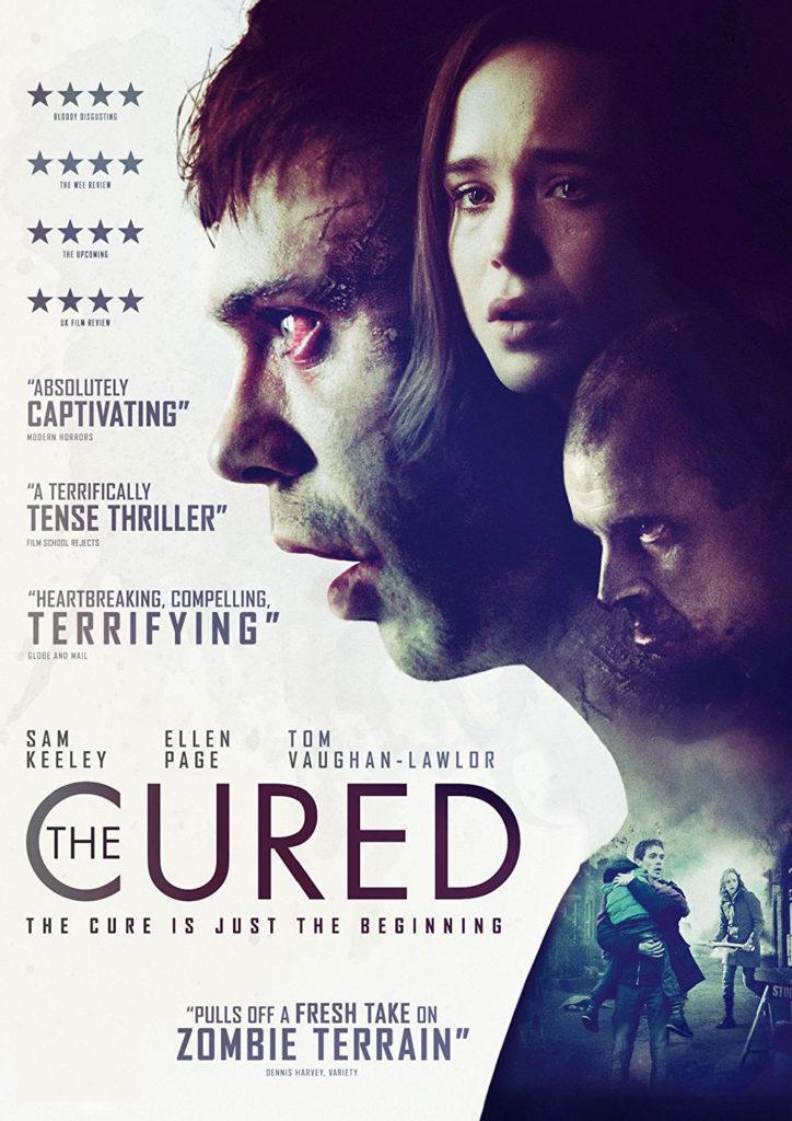 Skräckfilmen The Cured med Ellen Page i en av rollerna.